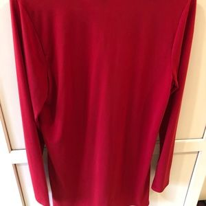 Lauren Ralph Lauren Tops - Lauren by Ralph Lauren Red Top